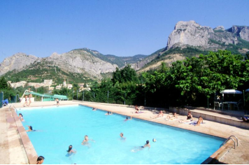 Camping des Princes d'Orange**** Orpierre